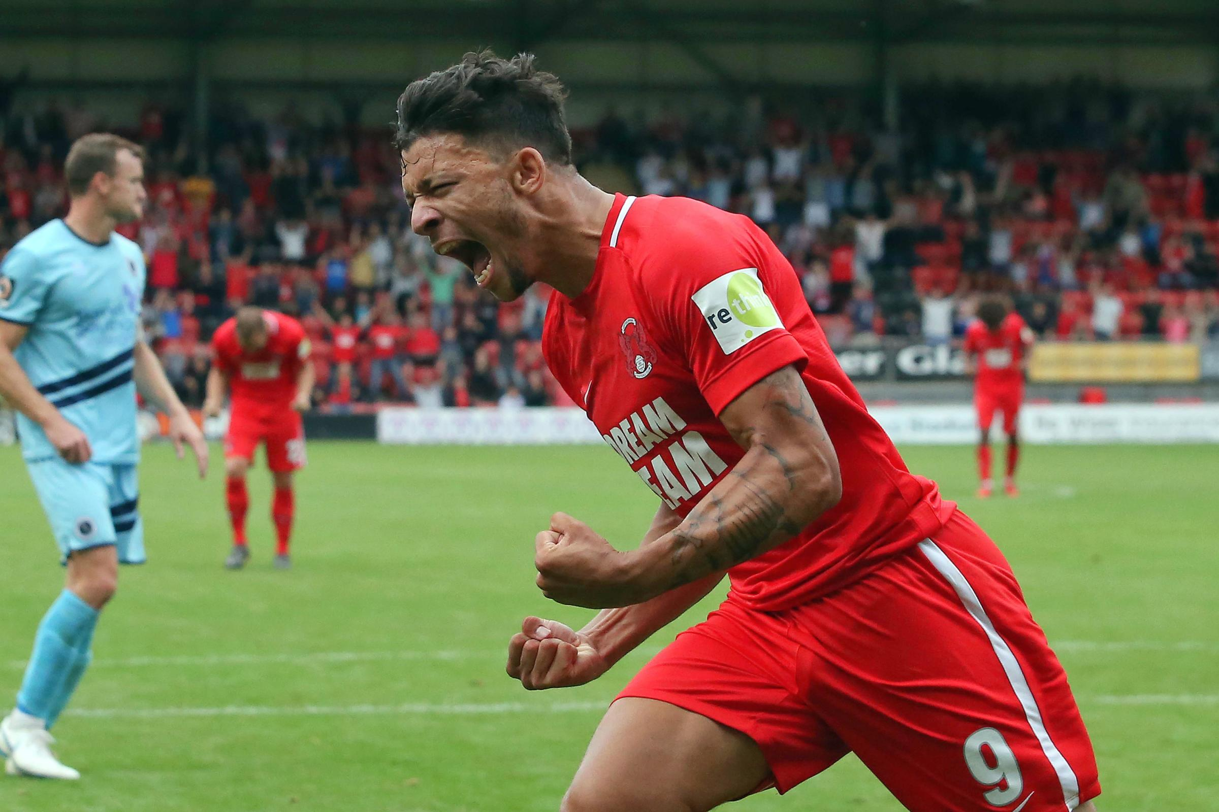 Macauley Bonne leaves Leyton Orient for Charlton Athletic | Epping Forest Guardian