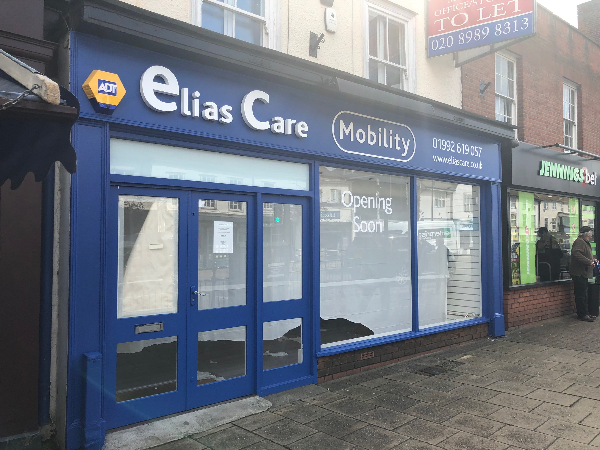 Elias Care will have a pre-opening ceremony on Monday, March 25