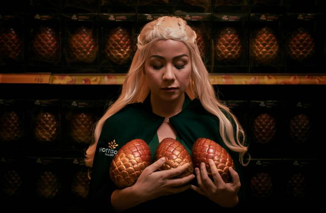 Morrisons Dragon Eggs return