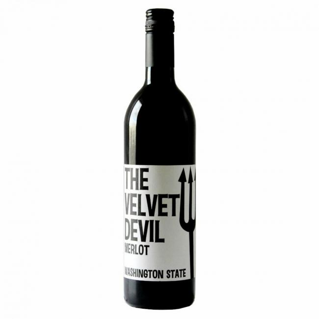 Charles Smith, Velvet Devil Merlot, USA