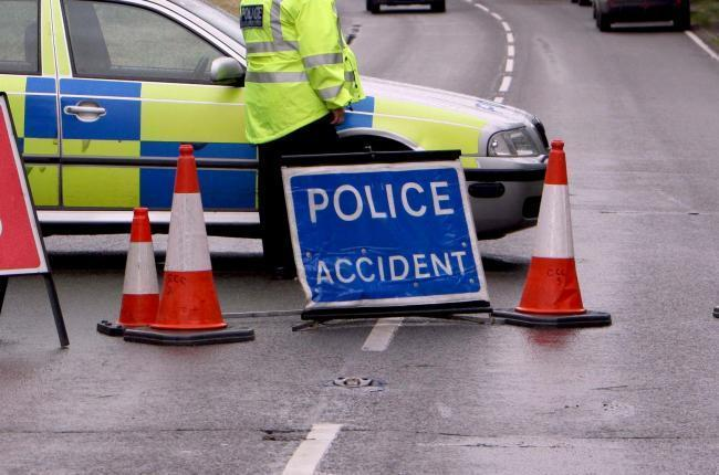 Three-way car crash on M25 on Waltham Abbey junction - Epping Forest Guardian