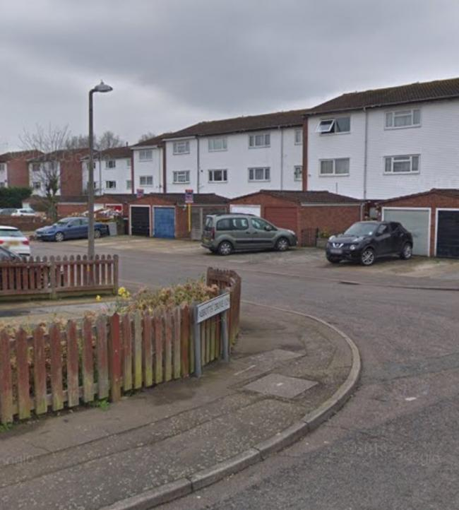 Police were called to an address on Abbotts Drive, Waltham Abbey, yesterday at 3pm