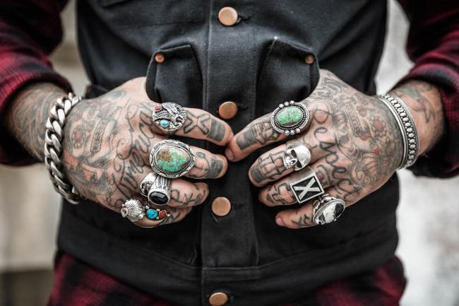The Great British Tattoo Show is being held this weekend