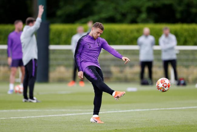 Kieran Trippier has been left out of the England squad. Picture: Action Images