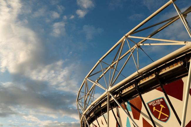 General view of West Ham United's London Stadium. Picture: Action Images