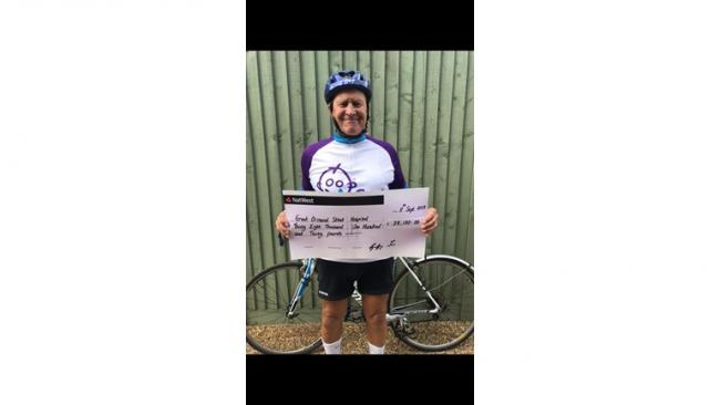 Former police sargeant Geoff Lee will set of on his cycling challenge on Wednesday, June 26
