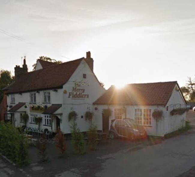 The incident took place outside The Merry Fiddlers Pub in Fiddlers Hamlet, Epping, on Sunday, June 6