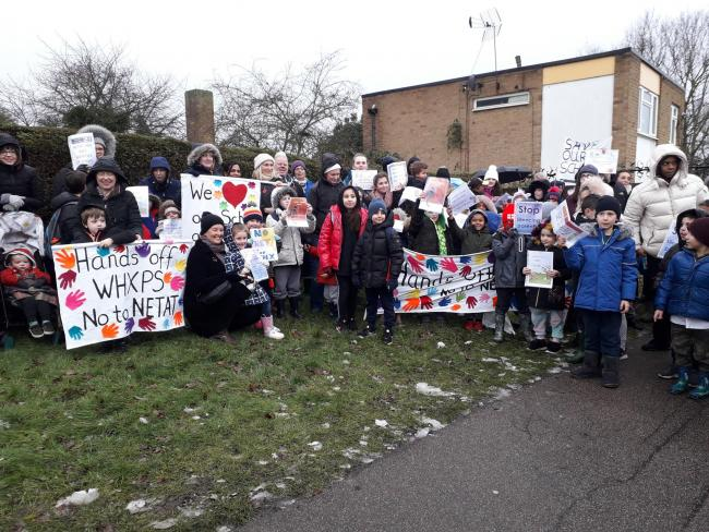 Waltham Holy Cross School in Waltham Abbey was put into 'Special Measures' by Ofsted