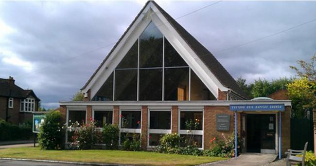 Theydon Bois Baptist Church have been award £5,000 to install a new kitchen